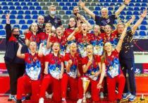 Волейболистки из Хакасии в составе сборной России победили команду Турции