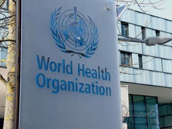 ВОЗ сообщает о самом высоком уровне новых инфекций с момента начала пандемии