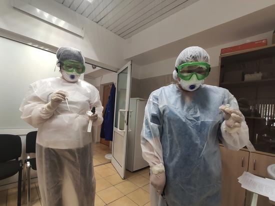 128 новых случаев COVID-19 выявлено в Якутии