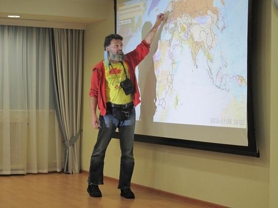 Кировчан научили бюджетно странствовать по всему миру пешком