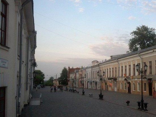 Погода в Кирове: запасайтесь зонтиками
