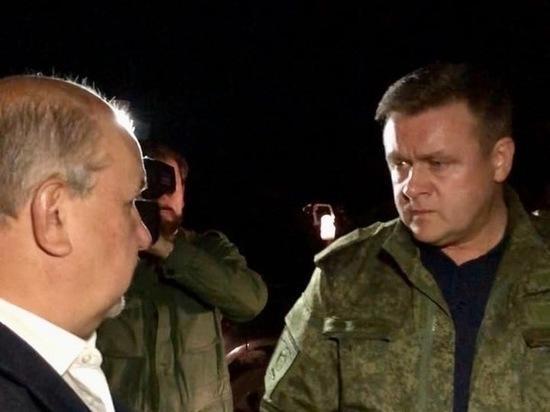 Любимов обещал помочь семье погибшей при взрывах в Скопинском районе