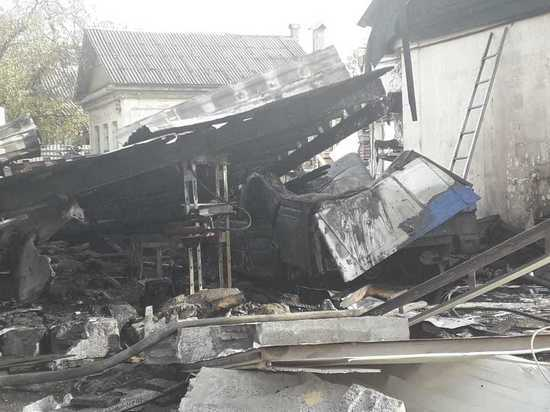 """""""В воздухе почувствовался запах газа"""": очевидцы рассказали о воскресной трагедии в Калуге"""