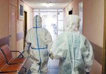 """После небольшой передышки в стране вновь разворачивают свою работу """"красные зоны"""" в больницах, где работают с коронавирусом"""
