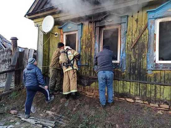 Жертвами пожара в частном доме в РТ стали мать и ее 5-месячный сын