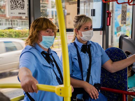 В Тверской области введён режим обязательного использования масок