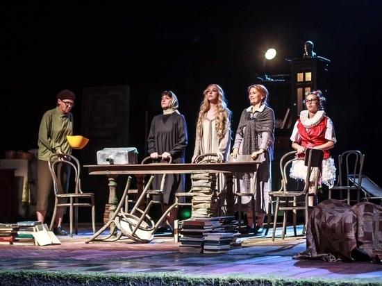 """В """"Театре на Спасской"""" прочитают за 3 дня 9 пьес"""
