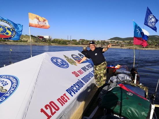 В Якутии завершился первый этап экспедиции на остров Беннетта