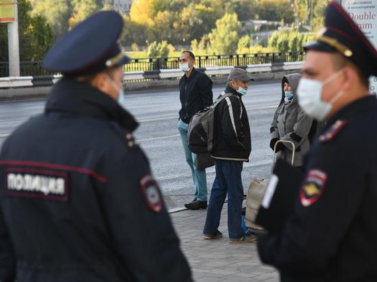 240 жителей Волгоградской области нарушили масочный режим за выходные