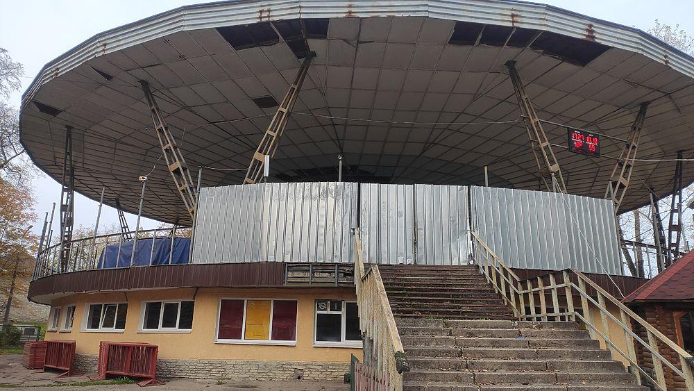 Прости-прощай, «Таблетка»: советские аттракционы в Пскове планируют убрать