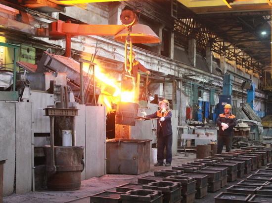 600 млн рублей вложат в завод им. Гаджиева в Дагестане