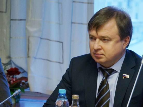 У свердловского депутата Госдумы диагностировали covid-19