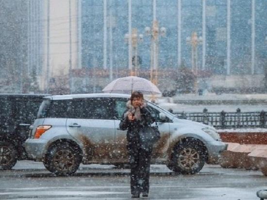 Снег и порывистый ветер ожидаются в Якутии