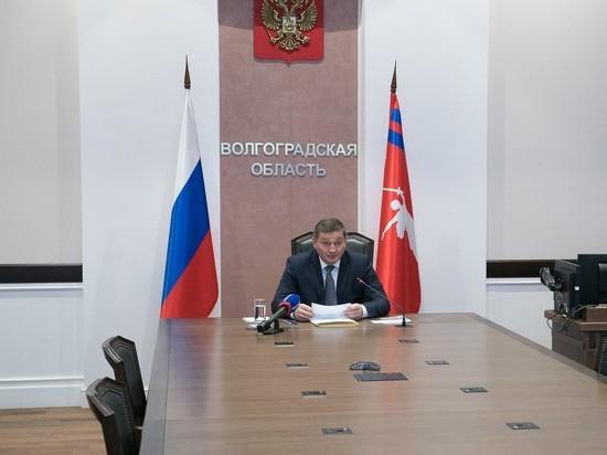 Андрей Бочаров поручил увеличить коечный фонд под COVID-19