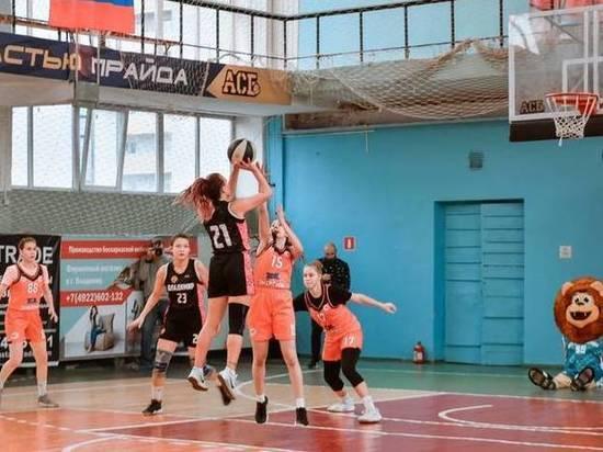 Во Владимирской области состоялся Кубок ректора ВлГУ по баскетболу