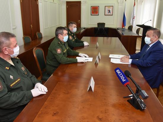 В Марий Эл назначен новый военный комиссар