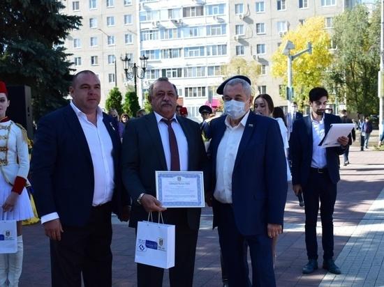 На Доску почёта Невинномысска внесли имя Директора Каскада Кубанских ГЭС