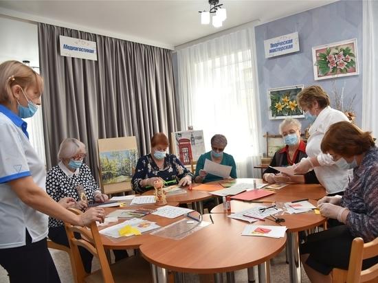 Первый  социальный центр в Чувашии