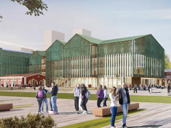 Объявлен конкурс на строительство нового здания Пермской галереи