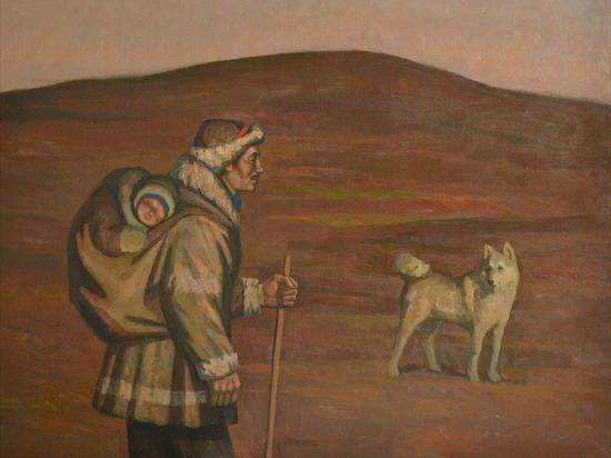 Картины якутского художника покажут в Нижнем Новгороде