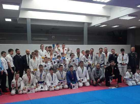 Калужане привезли медали с чемпионата Евразии по бразильскому джиу-джитсу