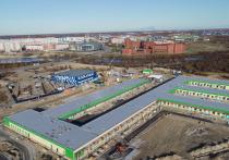 Ковид-госпитали в ЯНАО строятся по графику