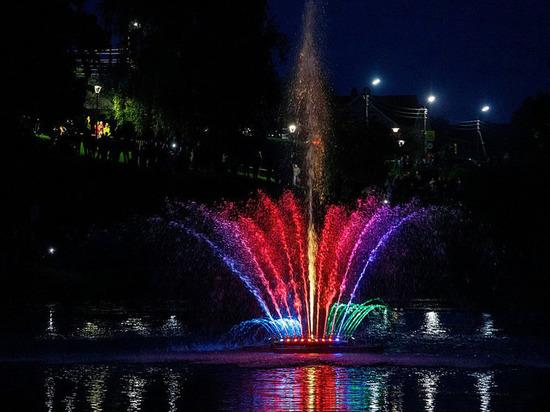 Стало известно, когда демонтируют фонтан в псковском Дендропарке