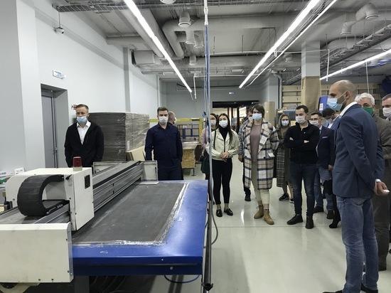 Калужская область делится успешным опытом реализации кластерной политики