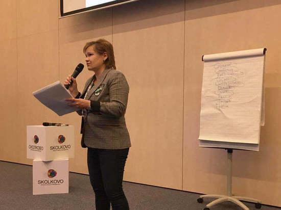 Елена Сорокина поделилась впечатлениями от обучения в Соколово