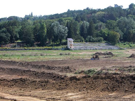 Старое озеро в Кисловодске восстановят к концу 2021 года
