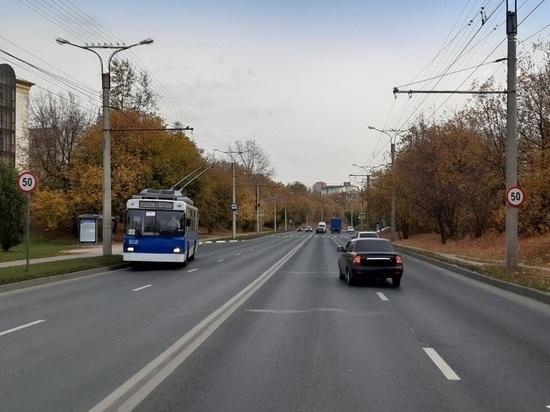 На чебоксарские улицы возвращаются зимние ограничительные знаки
