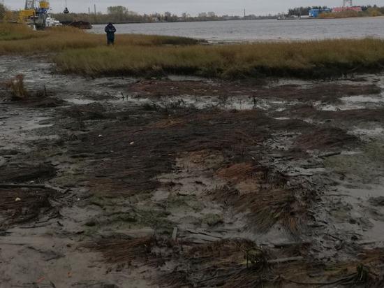 В Архангельске решают вопрос об утилизации нефтепродуктов