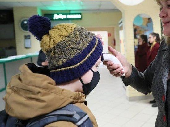 В Германии зимой ведут школьную форму: шарфы, шапки и перчатки