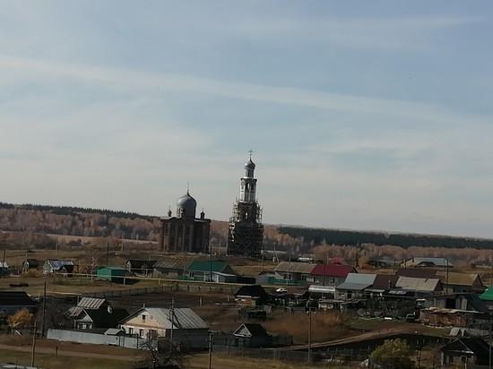 Храм в Тугустемире готовят к очередной реконструкции