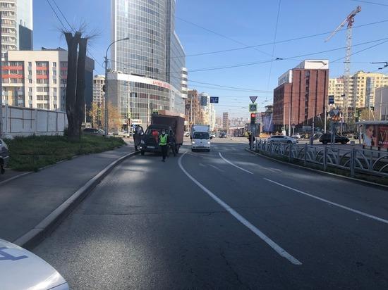 Газель сбила 9-летнего ребенка в Екатеринбурге