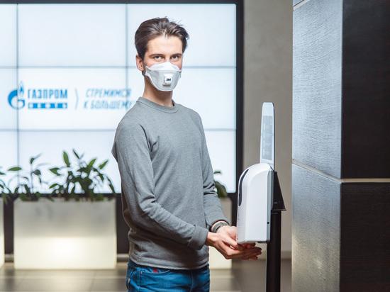Омский НПЗ соблюдает меры противовирусной безопасности