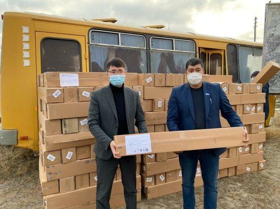 В Верхневилюйский район Якутии доставлено 217 рециркуляторов воздуха