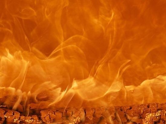 На Бухарестской ночью горела коммуналка