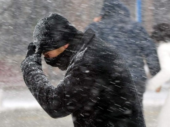 В ближайшие сутки в ряде районов Якутии ожидается сильный мокрый снег
