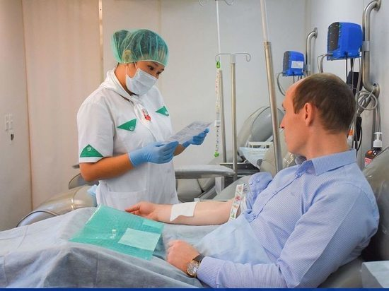 В Бурятии ищут доноров плазмы для лечения коронавируса