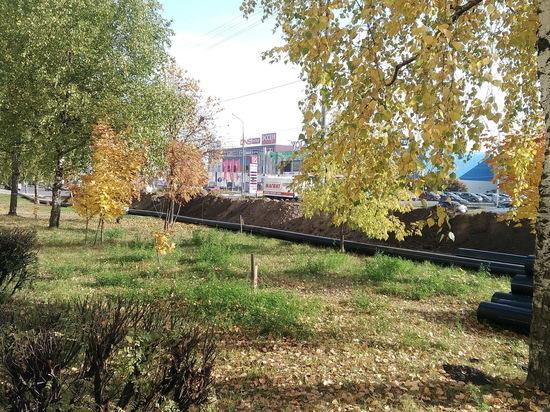 В Йошкар-Оле ограничено движение в районе Сомбатхей