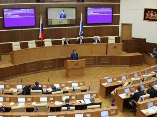 Свердловские депутаты назначили Уполномоченного по правам ребенка