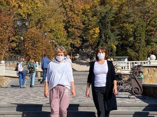 Три миллиона масок за полгода приобрели жители в Железноводске