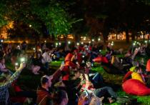 В Новосибирске фестиваль уличного кино пройдет уже в это воскресенье, 18 октября