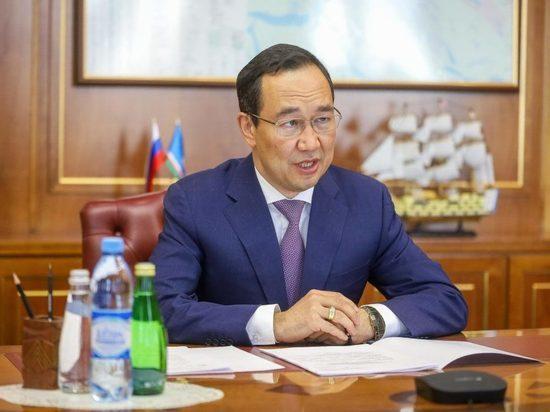 Глава Якутии рассказал об эпидемиологической обстановке в республике в эфире телеканала «Россия-24»