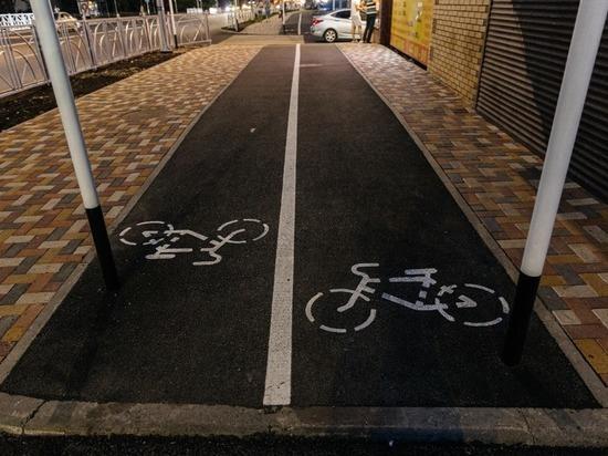 Протяженность велодорожек в Ставрополе доведут до 12 километров