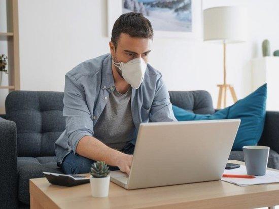 Жителей Колымы снова переводят на удаленную работу из-за коронавируса