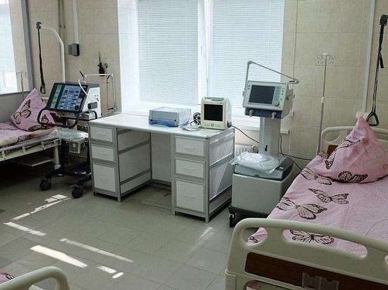 """Для лечения """"ковидных"""" больных в регионе развернут ещё 680 коек"""