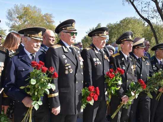 В Пятигорске открыли памятник адмиралу ФСБ Герману Угрюмову