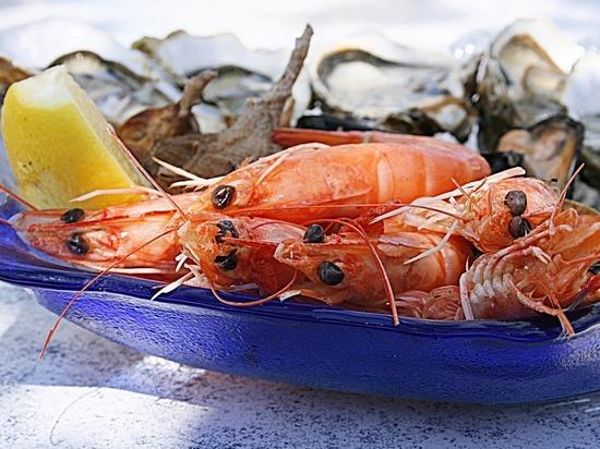Житель Владимира похитил на рынке морепродукты на 45 тысяч рублей